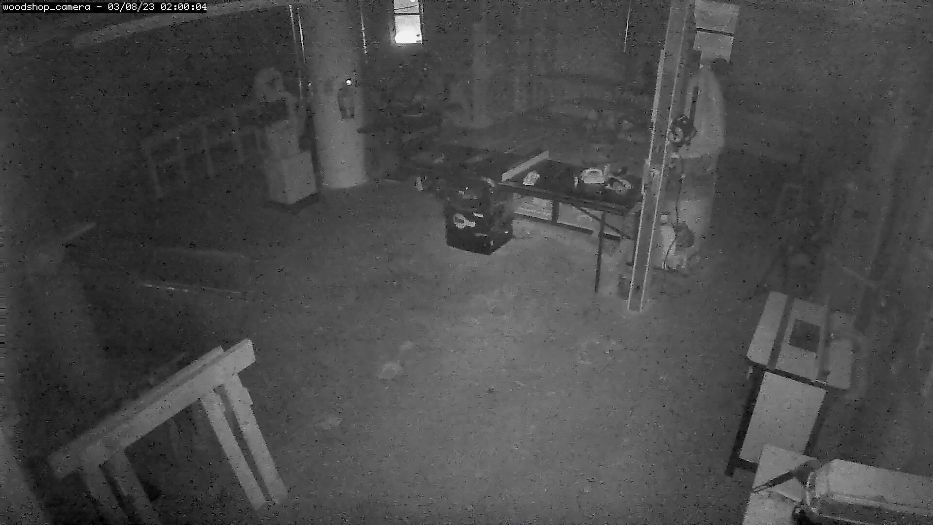 Woodshop Camera
